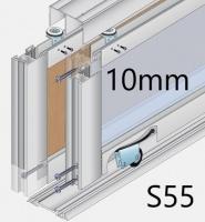 Rámový systém 10mm