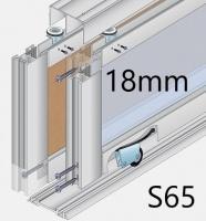 Rámový systém 18mm